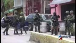 Decenas de presuntos delicuentes muertos en operación del gobierno de Venezuela