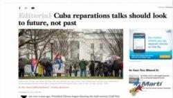 Cuba acapara la atención de importantes medios de prensa del mundo