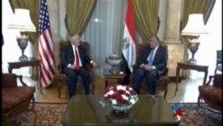 EEUU renueva su apoyo a Egipto en la lucha contra el terrorismo