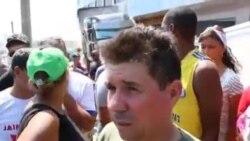 Cubanos en Panamá reciben ordenes de desalojo