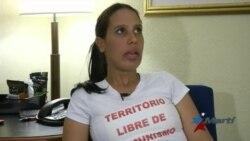 Entrevista: Primera cubana en obtener parole tras petición de asilo político