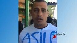 Cubanos esperan un milagro en Nuevo Laredo