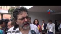 Cubanos oficialistas inauguran Cumbre de Panamá con protestas e intolerancia