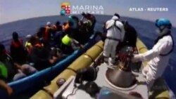 2.900 inmigrantes rescatados en el Mediterráneo en solo dos días