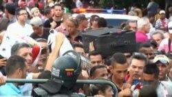 Continúa éxodo masivo de venezolanos hacia Colombia y Brasil