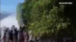 Manifestantes intentan asaltar cuarteles militares en Iguala y Acapulco