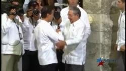Aumenta crisis migratoria entre Cuba y México al tiempo que Raúl Castro visita Mérida