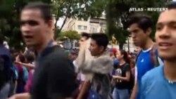 Nuevas protestas en Venezuela contra el gobierno de Maduro