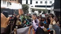 Cientos de cubanos en Ecuador claman por la ayuda de México para llegar a EEUU