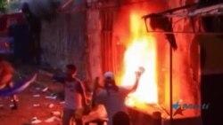 Represión y muerte en aniversario 39 del sandinismo en Nicaragua