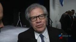Secretario General de la OEA: El régimen cubano es la peor clase de dictadura