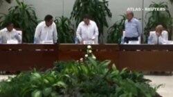 Gobierno y las FARC sellan un nuevo acuerdo de paz