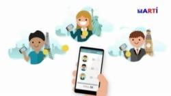 """La recarguita"", aplicación para celulares en Cuba"