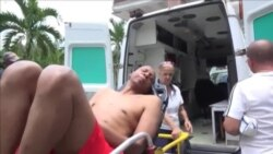 Fariñas sale del hospital por segunda ocasión durante huelga de hambre y sed