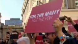 Partido laborista del Reino Unido recorta distancias en elecciones anticipadas