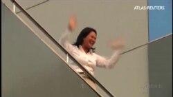 Keiko Fujimori arrasa en las elecciones presidenciales de Perú