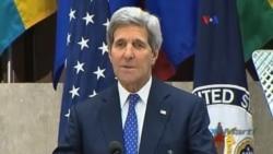 Kerry asegura que Cuba y Venezuela siguen en el interés de Washington