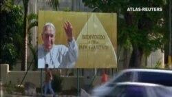 Cuba se prepara para la visita del Papa