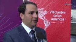 Embajador de EEUU ante la OEA: Cuba no debe tener un asiento en esta Cumbre