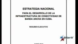 Informe desde La Habana promete más Internet en el futuro