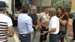 Miami envía cargamento de ayuda humanitaria a migrantes cubanos en Nuevo Laredo