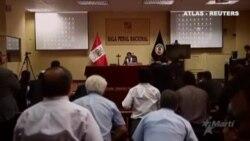 Orden de arresto y captura internacional contra el ex presidente peruano Alejandro Toledo