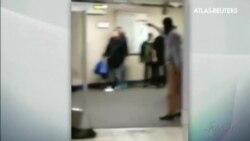 Londres investiga el apuñalamiento del metro como un incidente terrorista