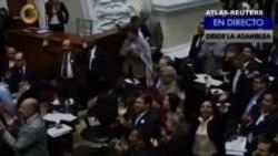 El parlamento venezolano aprueba una ley de amnistía para los presos políticos