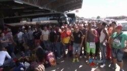 Costa Rica deportará a 50 migrantes cubanos indocumentados