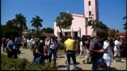 Domingo 35: Cientos de activistas cubanos marchan por sus derechos