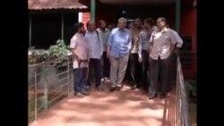 Reacciones a la muerte de Fidel Castro desde La India
