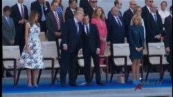 Donald Trump: Relación de EEUU con Francia es más fuerte que nunca