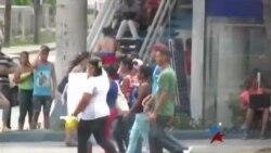 Arrestan manifestantes que protestaban en La Habana