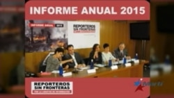 RSF registra a Cuba entre países con menos libertad de prensa