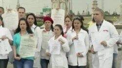 UNPACU denuncia medidas del régimen castrista contra regreso de médicos a la isla