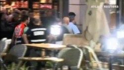 Un ataque terrorista en un centro comercial de Tel Aviv deja al menos cuatro muertos