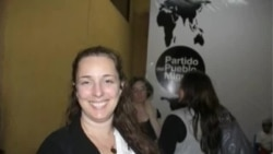 Liberan a la artista Tania Bruguera tras su segundo arresto