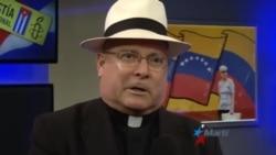 Entrevista al sacerdote venezolano Pedro Freites