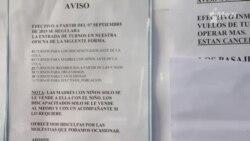 Cuba: No hay aviones y a viajar en guagua o tren