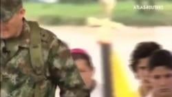 El presidente colombiano exige el retorno del General Alzate para reanudar el proceso de paz