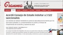Cuba excarcelará a presos que no hayan atentado con la seguridad del Estado