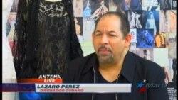 Lázaro Pérez, un diseñador cubano en la alta costura nupcial