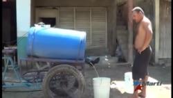 Granmenses al Gobierno cubano: ¿Hasta cuándo el problema del agua?