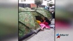 """Funcionario del Gobierno de Ecuador califica de """"turistas"""" a migrantes cubanos plantados"""