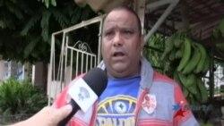 Carretilleros son reprimidos por protestar en Cuba