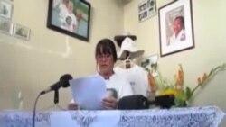 Hija de Laura Pollán se desmarca de las Damas de Blanco