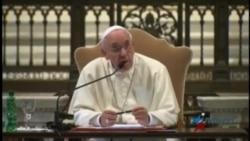 Vaticano destaca agenda del papa Francisco en Cuba