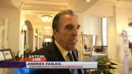 Embajador cubano sostiene inusual reunión en Miami con empresarios cubanoamericanos