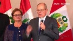 Kuczynski gana a Fujimori las elecciones en Perú