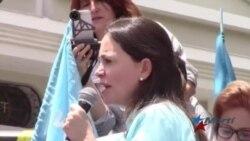 Consejo Electoral venezolano rechaza inscripción de María Corina Machado